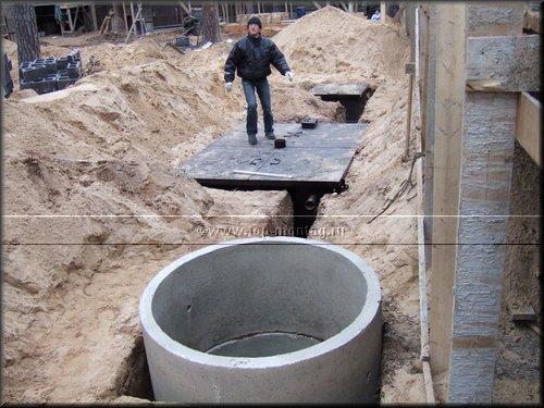 монтаж системы канализации своими руками.